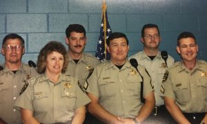 Experience with Newnan Police and Coweta Sheriff's Office